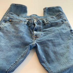 Abercrombie & Fitch Super Slim Stretch Jeans 30x32